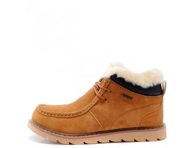 Ботинки Caterpillar Winter Boots Yellow