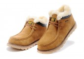 Ботинки Caterpillar Winter Boots Yellow - Фото 3