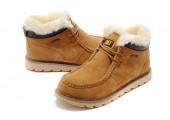 Ботинки Caterpillar Winter Boots Yellow - Фото 4