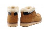Ботинки Caterpillar Winter Boots Yellow - Фото 2