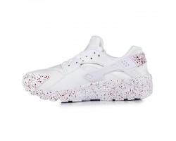 Кроссовки Nike Huarache White/Black Spark