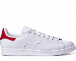 Кроссовки Adidas Stan Smith White/Red