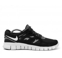 Кроссовки Nike Free Run 2 Grey/Black