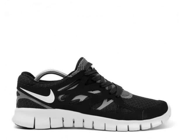 Кроссовки Nike Free Run 2 Grey/Black