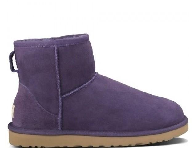 UGG Classic Mini Purple