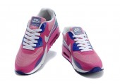 Кроссовки Nike Air Max 90 Hyperfuse Premium Peach/Blue/White - Фото 2