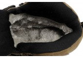 Ботинки The North Face Haki Green С МЕХОМ - Фото 3