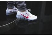 Кроссовки Nike Air Vapormax Flyknit Pure platinum - Фото 4