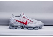 Кроссовки Nike Air Vapormax Flyknit Pure platinum - Фото 5