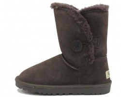 UGG Bailey Button Brown (Копия)