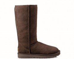 UGG CLASSIC TALL II BOOT CHOCOLATE