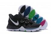 Баскетбольные кроссовки Nike Kyrie 5 Black/Multi - Фото 6