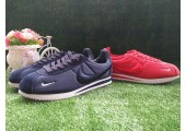 Кроссовки Nike Classic Cortez Shark Low SP - Big Tooth Navy / White - Фото 2