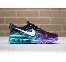 Кроссовки Nike Air Max Flyknit Purple Venom