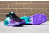 Кроссовки Nike Air Max Flyknit Purple Venom - Фото 2
