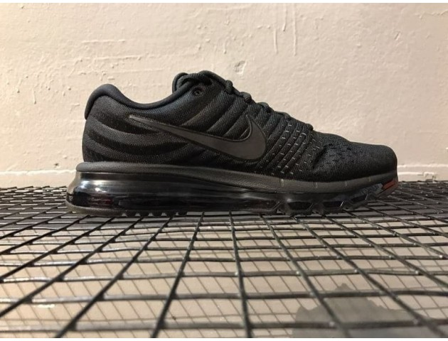 Кроссовки Nike Air Max 2017 Triple Black