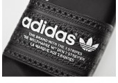 Шлепанцы Adidas Classic Black - Фото 4