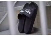 Шлепанцы Adidas Classic Black - Фото 6