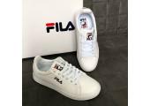 Кеды Fila Tennis Classic White - Фото 4