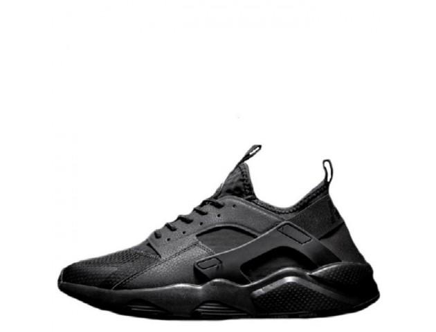 Кроссовки Nike Air Huarache Run Ultra Black Noir