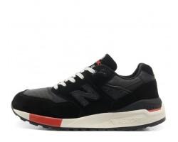 Кроссовки New Balance 998 Black/Red