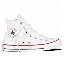 Кеды Converse All Star White High White