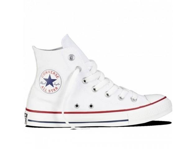 Кеды Converse All Star White High White