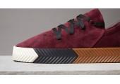 Кроссовки Alexander Wang x Adidas Originals Skate Bordo - Фото 5
