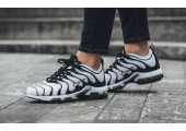 Кроссовки Nike Air Max TN Plus Ultra White/Black - Фото 4