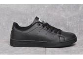 Кроссовки Adidas Stan Smith Black Indi - Фото 7