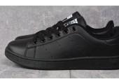 Кроссовки Adidas Stan Smith Black Indi - Фото 3
