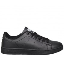 Кроссовки Adidas Stan Smith Black Indi