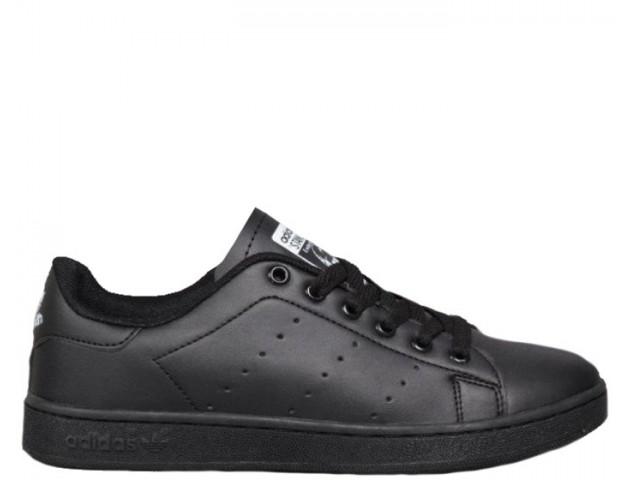 Кроссовки Adidas Stan Smith Black Indi