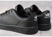 Кроссовки Adidas Stan Smith Black Indi - Фото 5