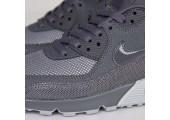 Кроссовки Nike Air Max 90 Premium Dark Grey/Wolf Grey - Фото 3