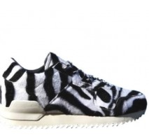 Кроссовки Adidas ZX 700 Remastered Zebra Black/White
