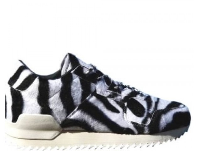Кроссовки Adidas ZX 700 Remastered Zebra Black/White