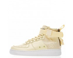 Кроссовки Nike SF Air Force 1 Utility Mid Cream