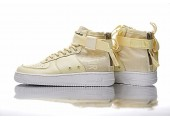 Кроссовки Nike SF Air Force 1 Utility Mid Cream - Фото 10