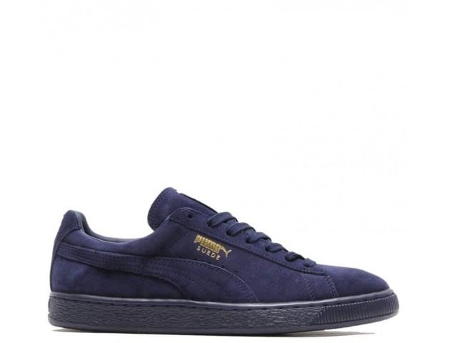 Кроссовки Puma Suede Classic Peacoat Blue