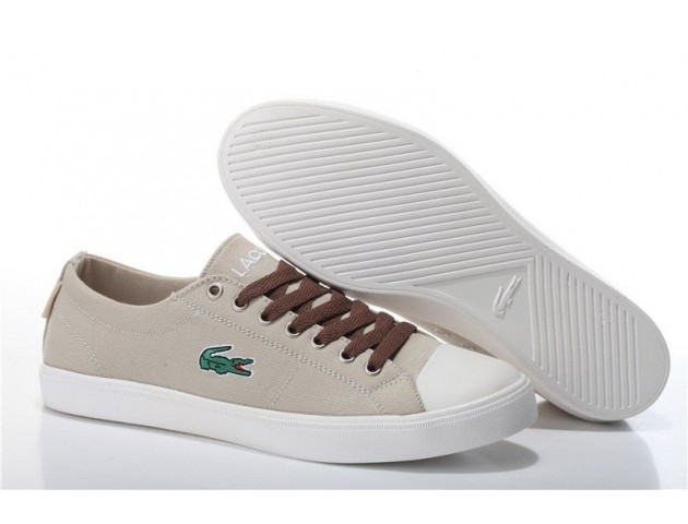 Кеды Lacoste City Series Cream