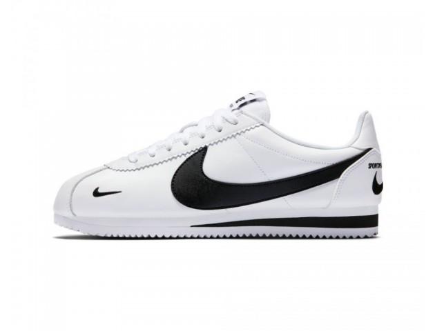 Кроссовки Nike Classic Cortez Premium White/Black