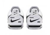 Кроссовки Nike Classic Cortez Premium White/Black - Фото 3