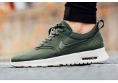 Кроссовки Nike Air Max Thea Carbon Green - Фото 5
