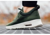 Кроссовки Nike Air Max Thea Carbon Green - Фото 4