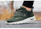 Кроссовки Nike Air Max Thea Carbon Green - Фото 3