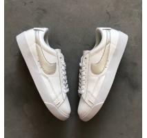 Кроссовки Nike Blazer Low Leather White/Silver