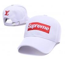 Кепка Supreme Classic White