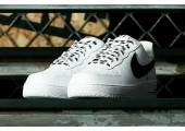 Кроссовки Nike Air Force 1 Low NBA White/Black - Фото 6