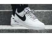 Кроссовки Nike Air Force 1 Low NBA White/Black - Фото 4